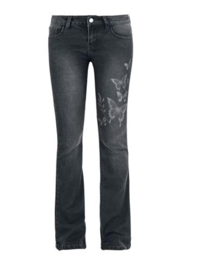 jeansbutterfly